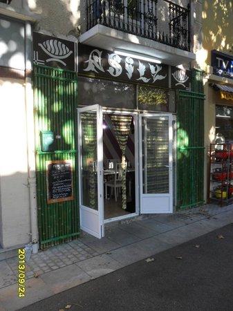 Quillan, Prancis: Asily Restaurant