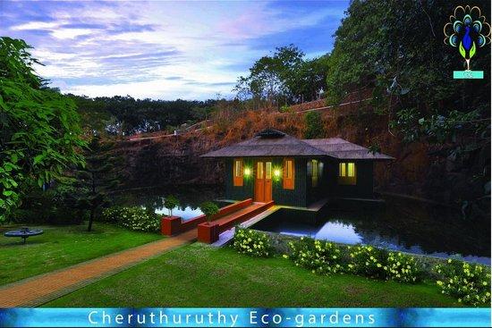 Lords Resort Cheruthuruthy Thrissur: Water Hut