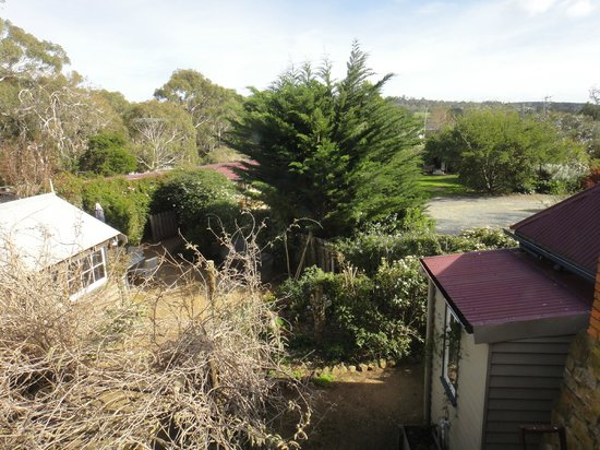 Redcliffe House: View from Wisteria