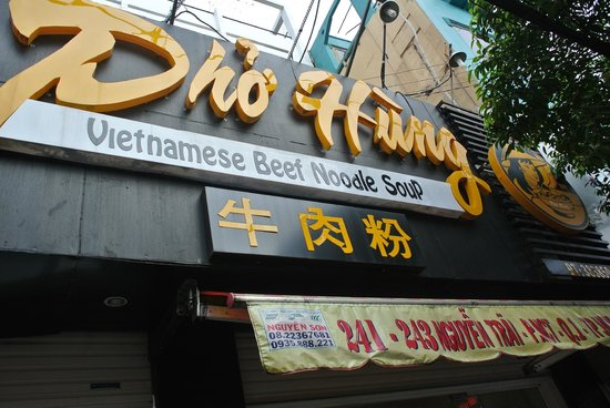 Pho Hung Restaurant