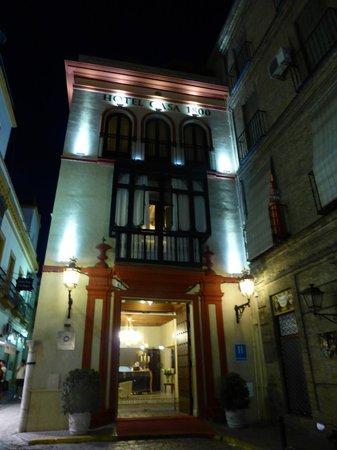 Hotel Casa 1800 Sevilla: Entry