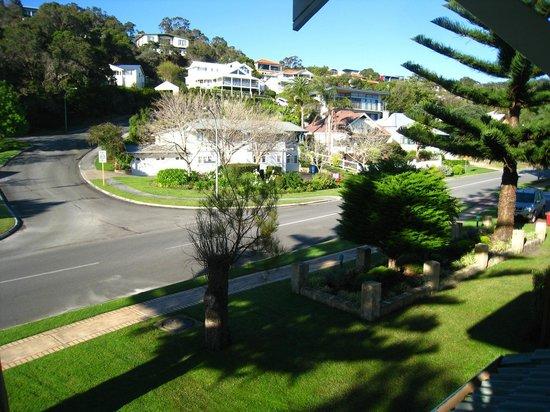 ดอลฟินลอดจ์: Balcony view