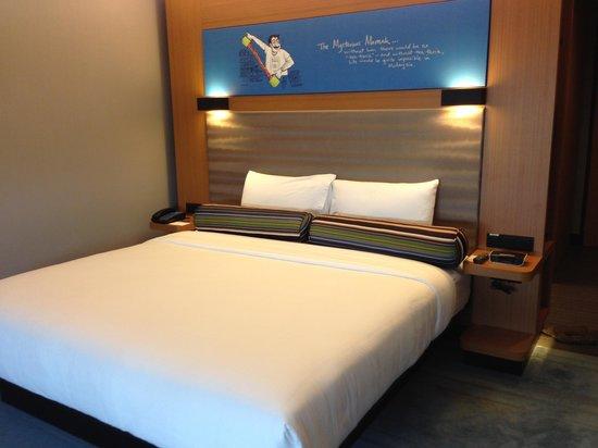 อลอฟต์ กัวลาลัมเปอร์ เซนทรัล: Very comfortable bed