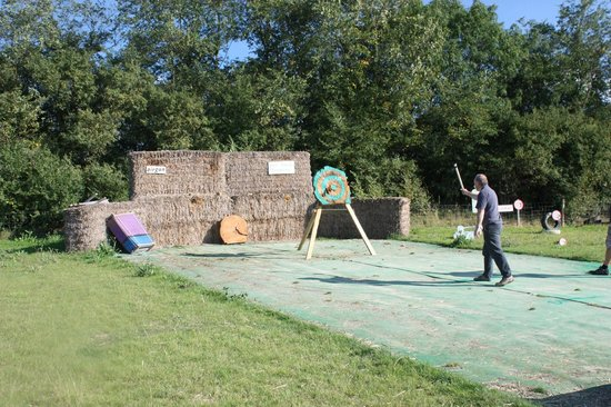 Top Events GB: Axe & Knife throwing