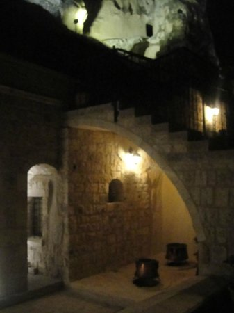 Kayakapi Premium Caves - Cappadocia: Our suite's terrace