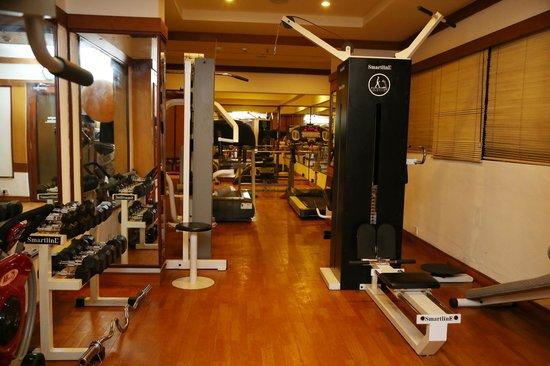 โรงแรมโกคูแลม พาร์ค: Fitness centre