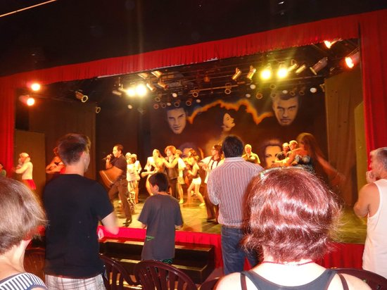 Viva Wyndham Azteca - An All-Inclusive Resort: Teatro