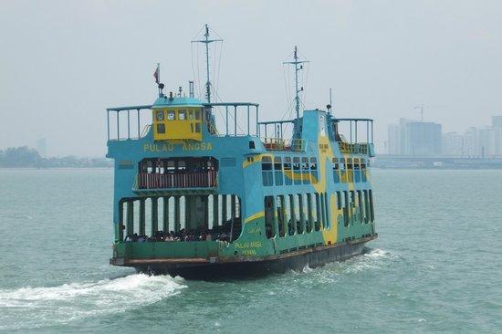 Penang Ferry Terminal: Leisurely Ride