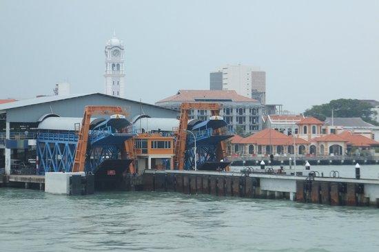 Penang Ferry Terminal: Penang Jetty