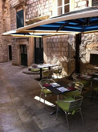 Azur Dubrovnik: charming and intimate
