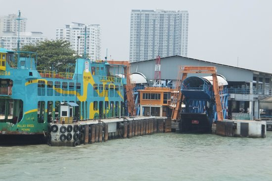 Penang Ferry Terminal: Butterworth Jetty