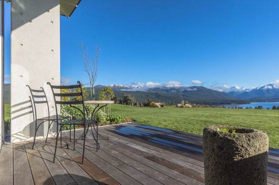 Prospect Lodge B&B: Private Balcony