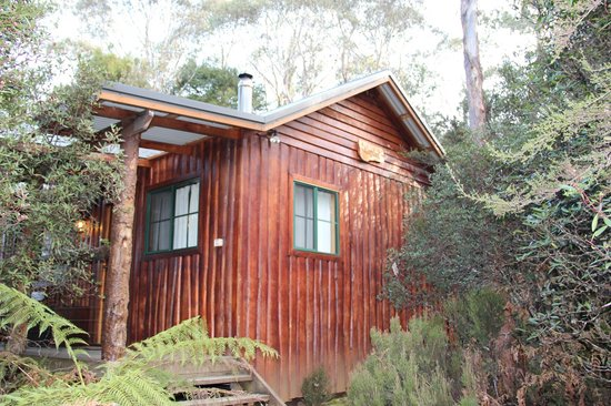 Cradle Mountain Highlanders Cottages: The Wombat