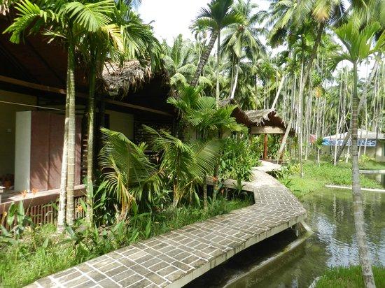 Munjoh Ocean Resort: Villa outside view