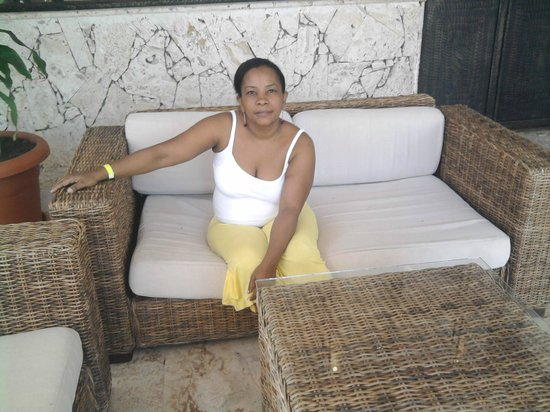 Sirenis Punta Cana Resort Casino & Aquagames: loby