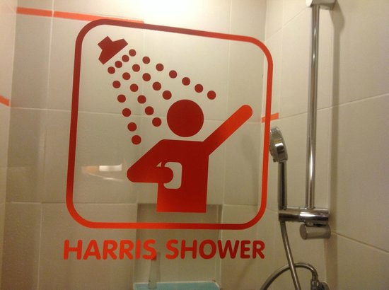 HARRIS Resort Batam Waterfront: Corporate logos have been used wherever possible!