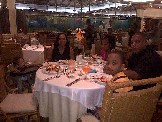 Sirenis Punta Cana Resort Casino & Aquagames: buffet