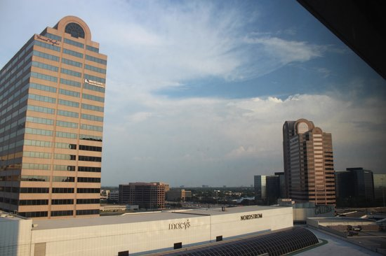 The Westin Galleria Dallas : View from 1002