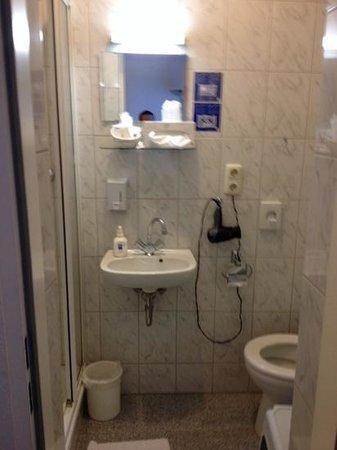 Hotel Historisches Altes Haus: bath