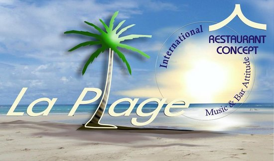 La Plage: Business Card
