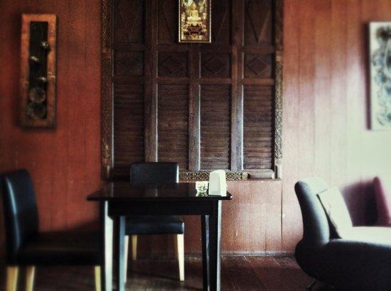 Pai Sukhothai: Front of restaurant