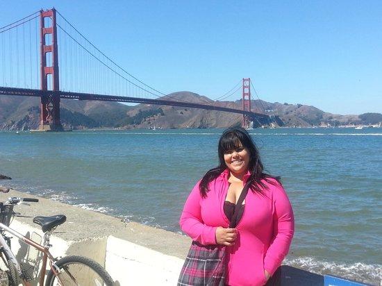 สะพานโกลเดนเกท: Me and the Golden Gate Bridge