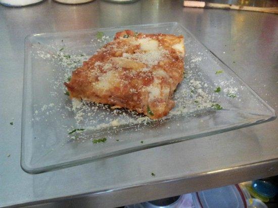 Casavecchia La Cucina Italiana: Lasagna alla Bolognese