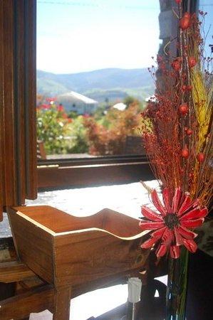 Hotel Rural El Torneiro: Desde la Cafetería