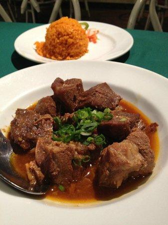 Chamorro Tei: お肉やわらかくて美味しい