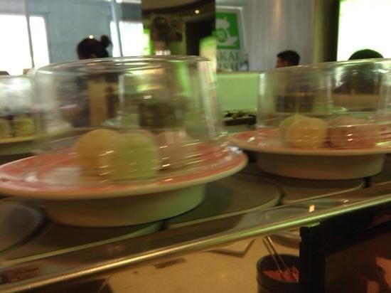 Sakae Sushi (Wheelock Place): lunch at sakae sushi