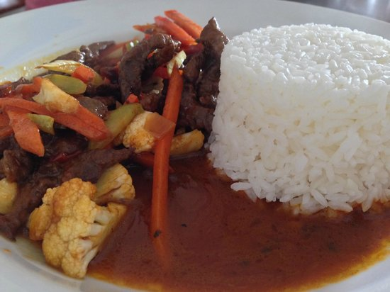 Philippine Magic Cafe: Moroccan Beef