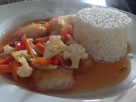 Philippine Magic Cafe: Fish