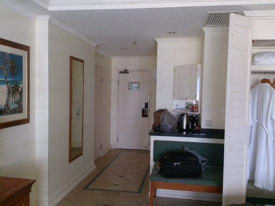 โรงแรมเซเบล แคร์นส์: Room 1303