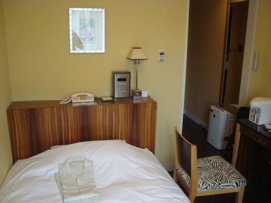 โรงแรมมอนเทอเร่ย์ ลา เซอร์ ฟูกูโอกะ: シングルルームです