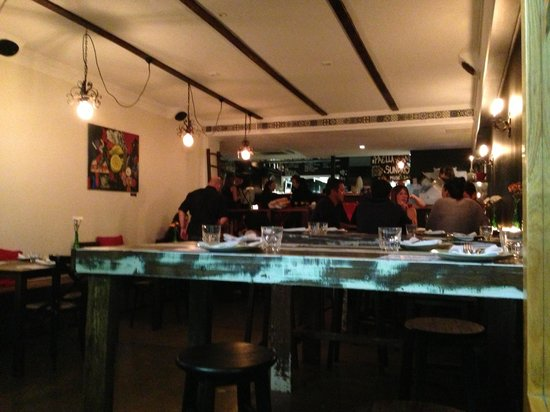 Pablo Pablo Latin Eatery: Pablo Friday night