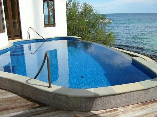 โรงแรมปารดี: pool