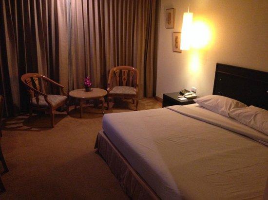 The Tarntawan Hotel Surawong Bangkok: Bed
