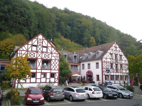 Behringers Freizeit- und Tagungshotel: The hotel
