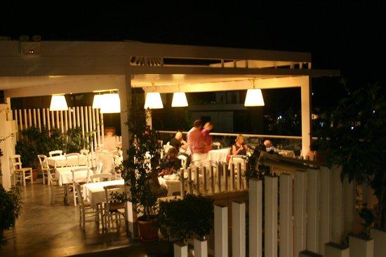 Agnanti Restaurant: UPPER FLOOR - CLASSIC