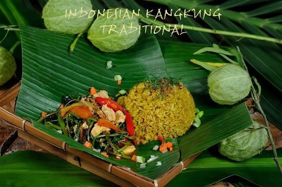 La Plage: INDONESIAN KANGKUNG TRADITIONAL