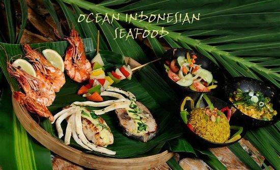 La Plage: OCEAN INDONESIAN SEAFOOD
