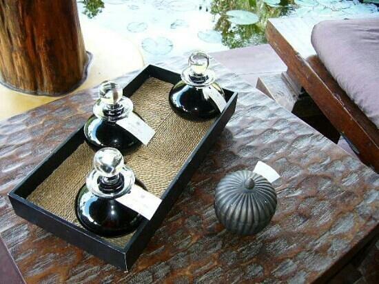 โรงแรมปารดี: spa flavor essence