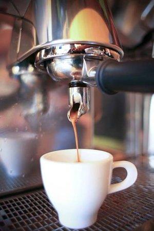Windmills Hoa Binh: Enjoy espresso