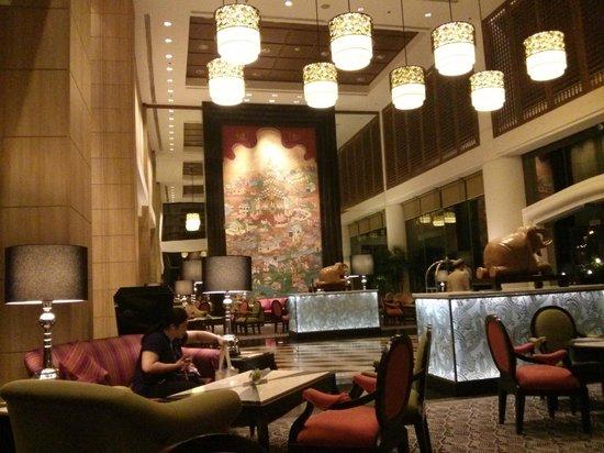 โรงแรมเซ็นจูรี่ พาร์ค: lobby