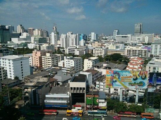 โรงแรมเซ็นจูรี่ พาร์ค: view from room