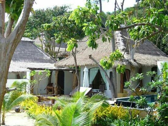 โรงแรมปารดี: pvt villa plung pool