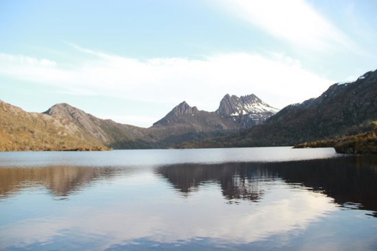 Cradle Mountain Highlanders Cottages: Dove Lake