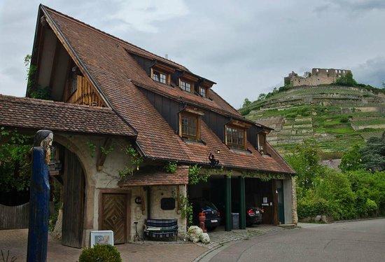 Burgruine Schlossberg