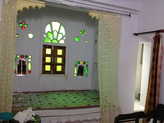 Nukkad Guest House: My room