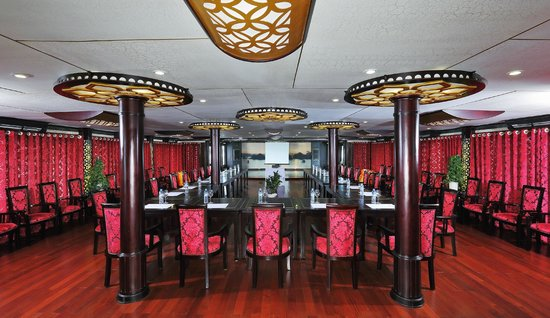 Starlight Cruise Halong Bay - Day Tour: Meeting room - U shape